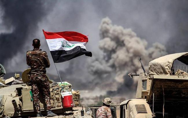 Фото: армия Ирака (twitter.com/defense_iraq)