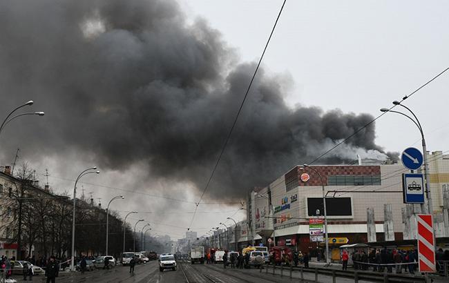 Пожежа в Кемерово: в мережі вказали на замовчування трагедії на росТБ