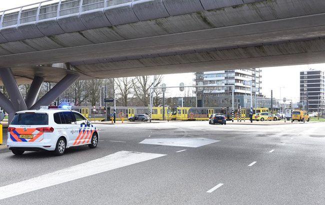 В результаті стрілянини в Нідерландах загинула людина