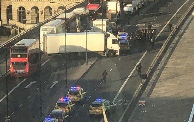 Теракт на Лондонському мосту: один постраждалий помер
