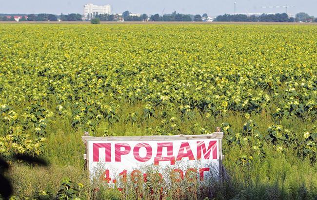 Рада подовжила мораторій на продаж землі