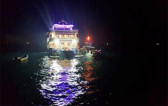 Фото: срятувальна операція (twitter.com Amnart Thongdee)