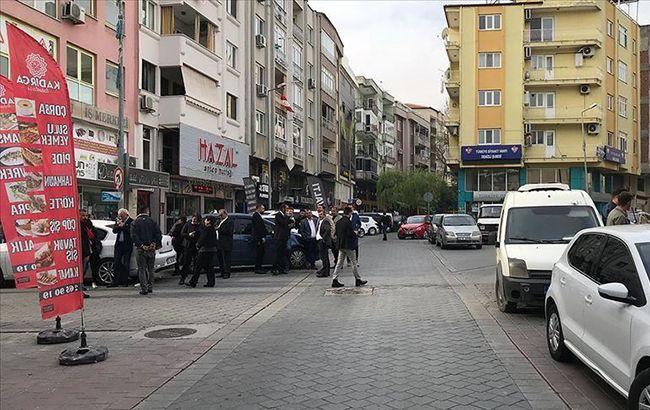 У Туреччині стався землетрус магнітудою 5,7