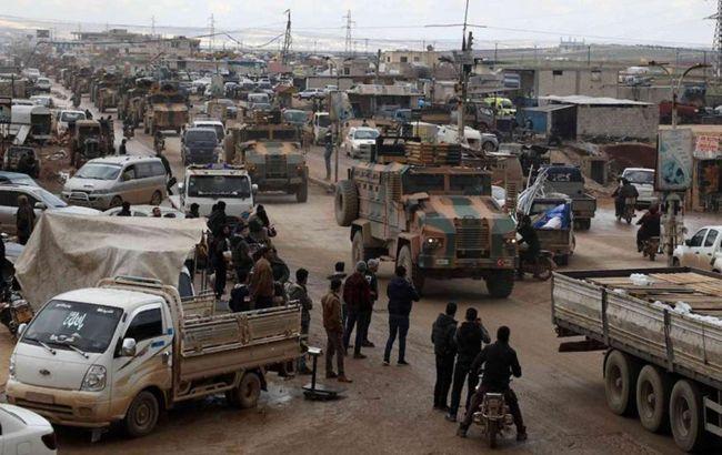Турция пригрозила Сирии силой из-за ситуации в Идлибе