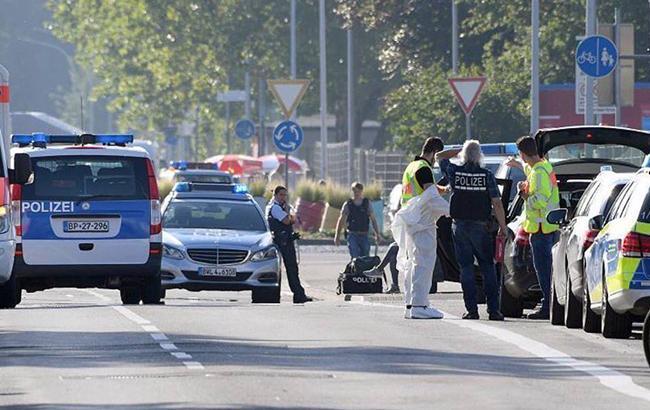 Фото: стрілянина в Німеччині (twitter.com assi_saji)