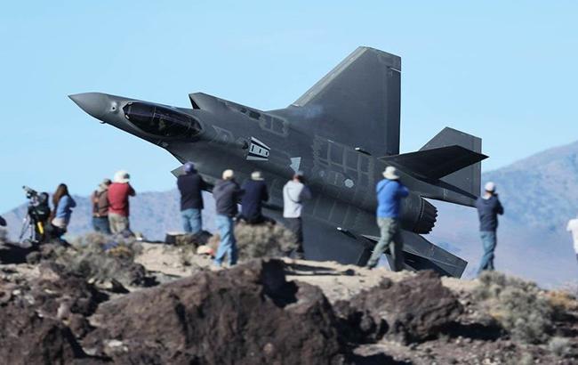 Ізраїль заявив про перше в історії бойове застосування американського винищувача F-35