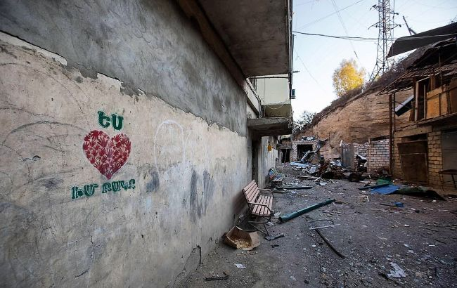 Агдамський район переходить під контроль Азербайджану