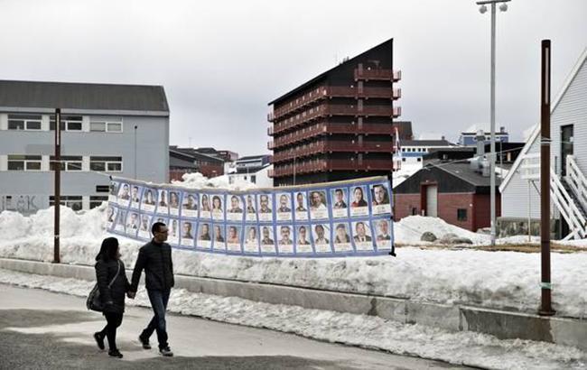 В Гренландии проходят местные выборы, сфокусированные на отделение от Дании