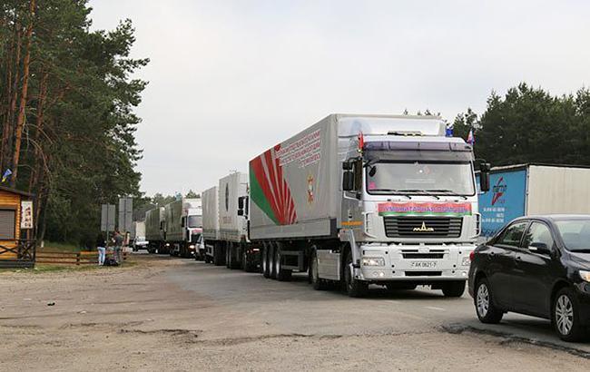 Білорусь відправила гуманітарну допомогу Україні