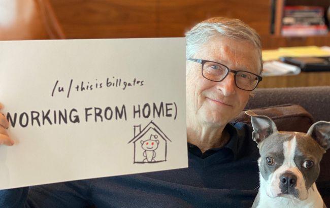 Білл Гейтс розповів, чи збирається чипувати весь світ