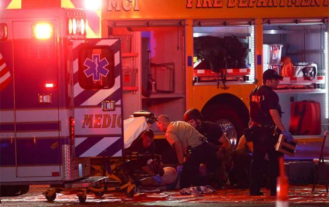 Стрельба в Лас-Вегасе: в полиции сообщили о более 20 погибших