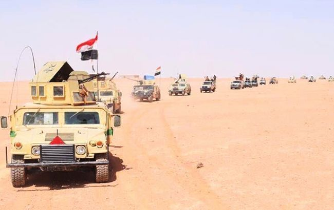 В Іраку урядова армія звільнила від бойовиків ІДІЛ ще одне місто