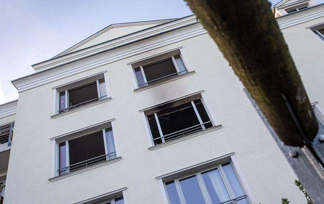 Фото: пожежа в будинку престарілих в Німеччині (twitter.com derwesten.de)