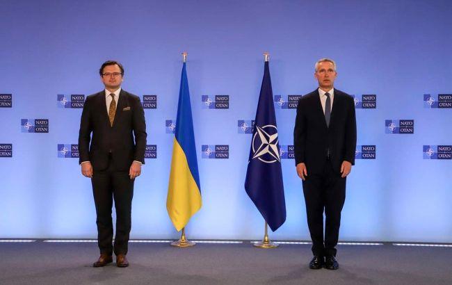 Донбасс, Россия и вступление в НАТО: главные заявления Столтенберга и Кулебы