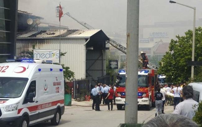 В Анкарі стався вибух у магазині автозапчастин, є загиблий