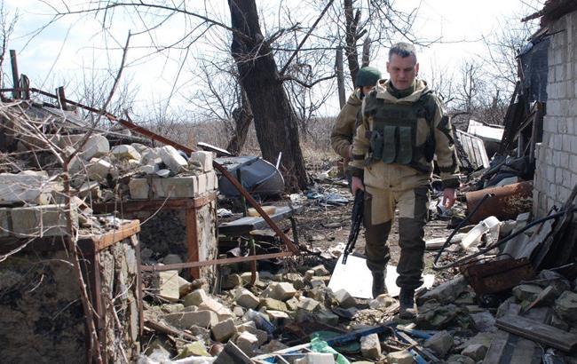 На Донбасі зафіксували 28 обстрілів з боку бойовиків, - штаб