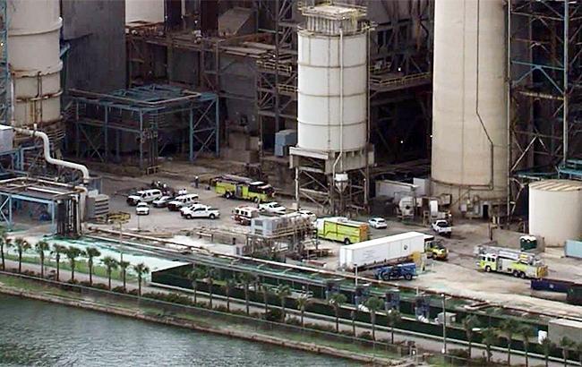 Фото: електростанція (twitter.com-FOX13News)