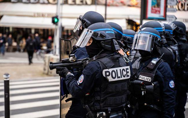 Во Франции масштабные протесты. Полиция применила слезоточивый газ и водометы