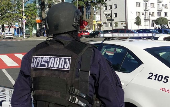 В Тбилиси задержали напавшего на банк