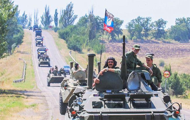 Фото: боевики ЛНР (twitter.com GirkinGirkin)