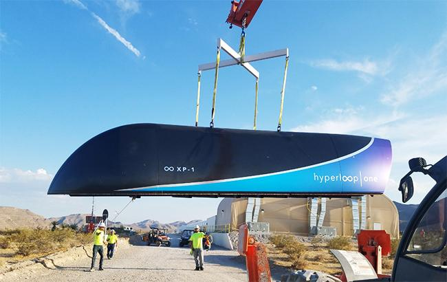 Маск задоволений. Капсулу надшвидкісного потягу Hyperloop розігнали до320 кілометрів нагодину