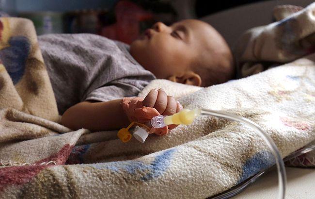 Защитники прав человека: ВЙемене отголода и заболеваний ежедневно умирают 130 детей