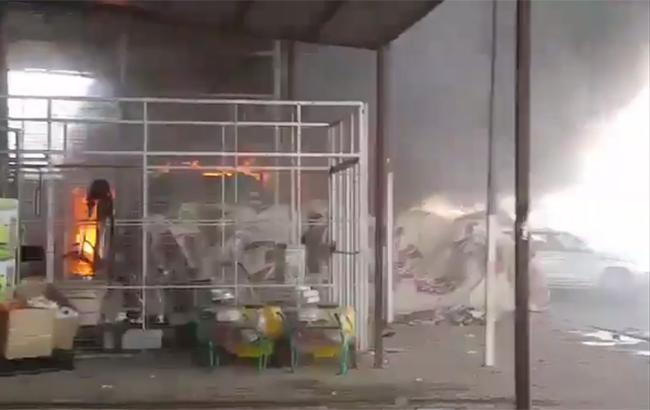 На ринку в Багдаді стався вибух, є жертви