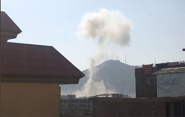 Теракт у Кабулі: кількість загиблих зросла до 103 осіб