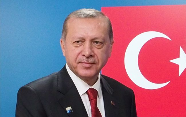 Ердоган: Туреччина підтримує територіальну цілісність України разом зКримом