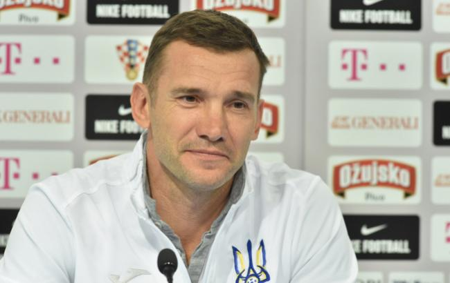 Шевченко продлил договор сФФУ доконца отбора Евро