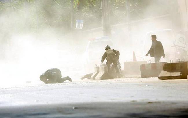 Фото: теракт в Кабуле (twitter.com KoblerinPAK)