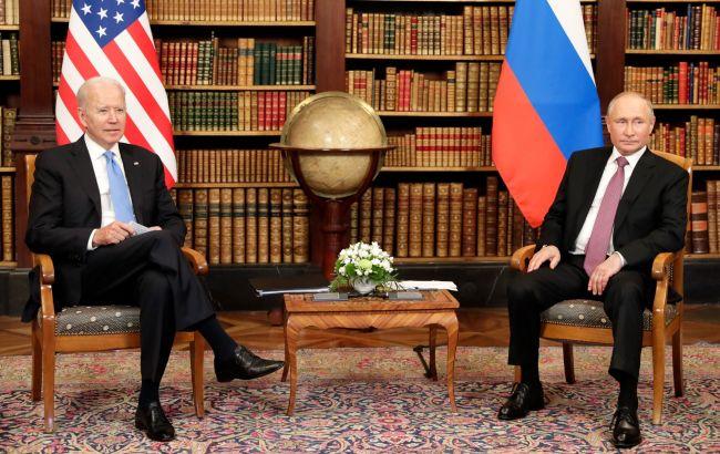 Україна, Навальний і відносини між країнами: про що говорили Байден і Путін у Женеві