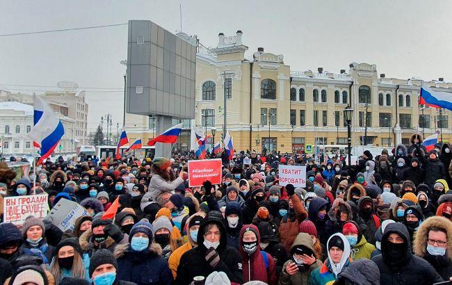 У Москві порушили кримінальні справи за чотирма статтями за підсумками суботніх акцій