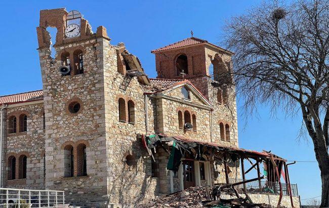 У Греції стався сильний землетрус, є зруйновані будівлі