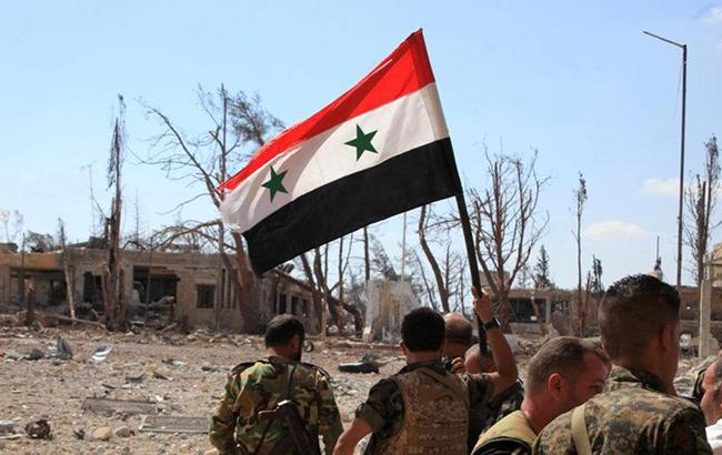 """Сирійська армія звільнила 19 людей з полону """"Ісламської держави"""""""