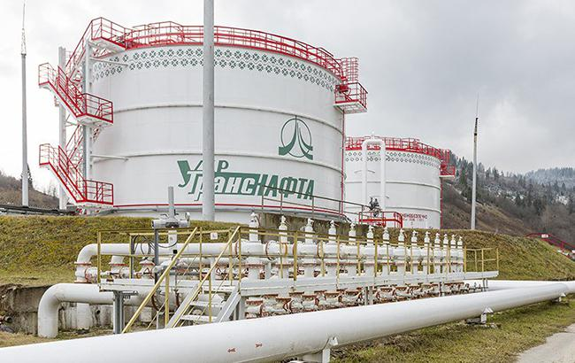 """""""Укртранснафта"""" повністю вивезла свою нафту з території заводу Коломойського"""
