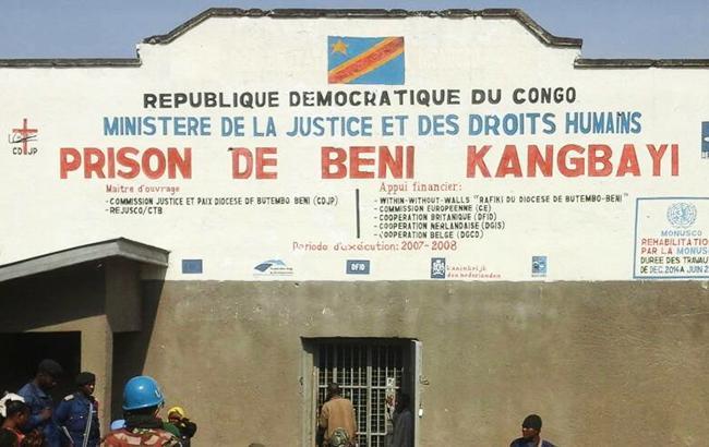 Фото: у Конго втекли 20 ув'язнених (twitter.com mondoblog)