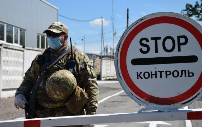 Из семи КПВВ на Донбассе работает только один, - ООС