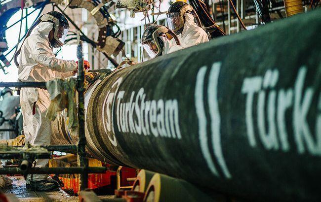 """Греция и Северная Македония начали получать газ по """"Турецкому потоку"""""""