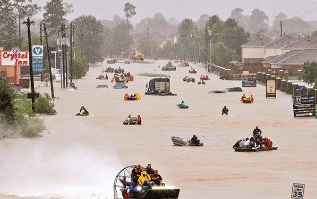 """Ураган """"Харві"""": збиток може досягти рекордних 160 млрд доларів"""
