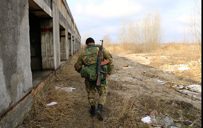 В зоне АТО за сутки ранены 5 украинских военных, погибших нет