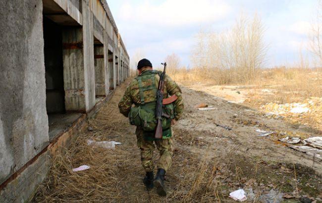Бойовики з гранатометів обстріляли сили АТО на Луганському напрямку, - штаб