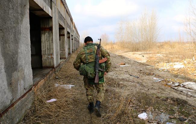 В зоні АТО загинув один український військовий, ще 5 поранені, - штаб