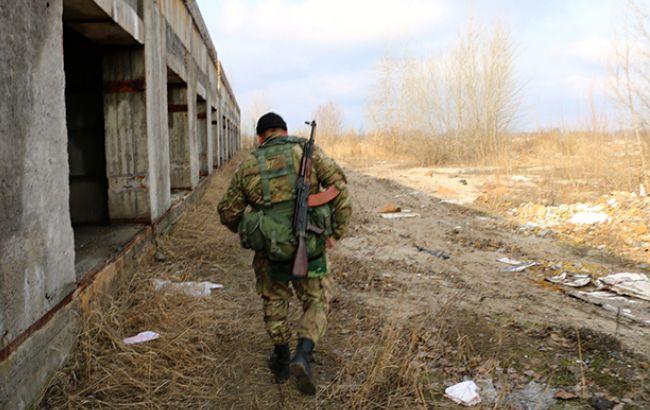 В зоне АТО за сутки погиб один украинский военный