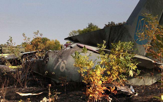 Міноборони відсторонило 7 посадових осіб після аварії АН-26