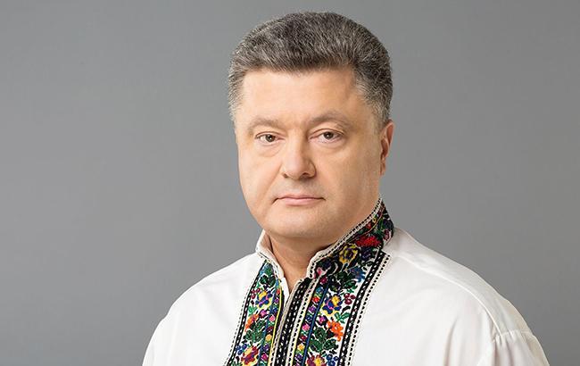 Порошенко оголосив десятиліття української мови