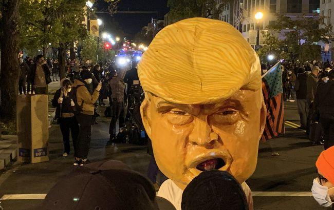 В штатах отреагировали на заявления Трампа о судебных исках