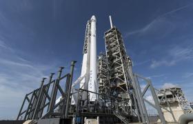 Фото: Falcon 9 (twitter.com/spacex)