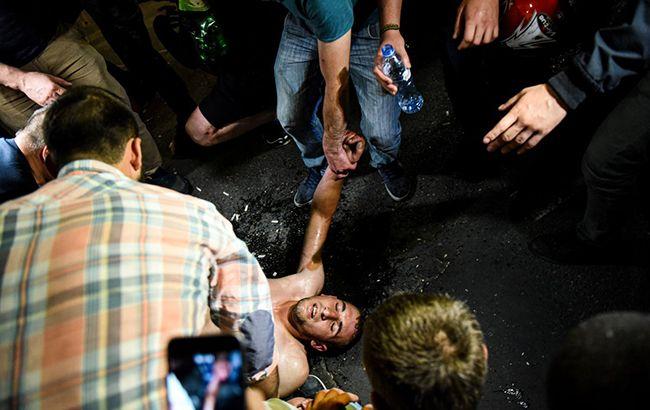 Протести в Грузії: постраждали понад 200 осіб