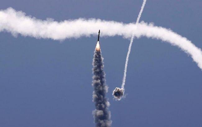 Израиль подвергся ракетному обстрелу с территории Сирии